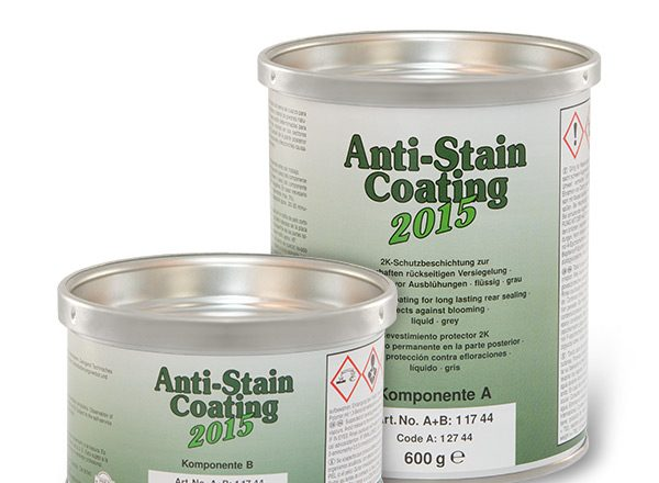 Anti-Stain Coating 2015